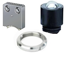 Bearing Lubrication Fittings & Access.