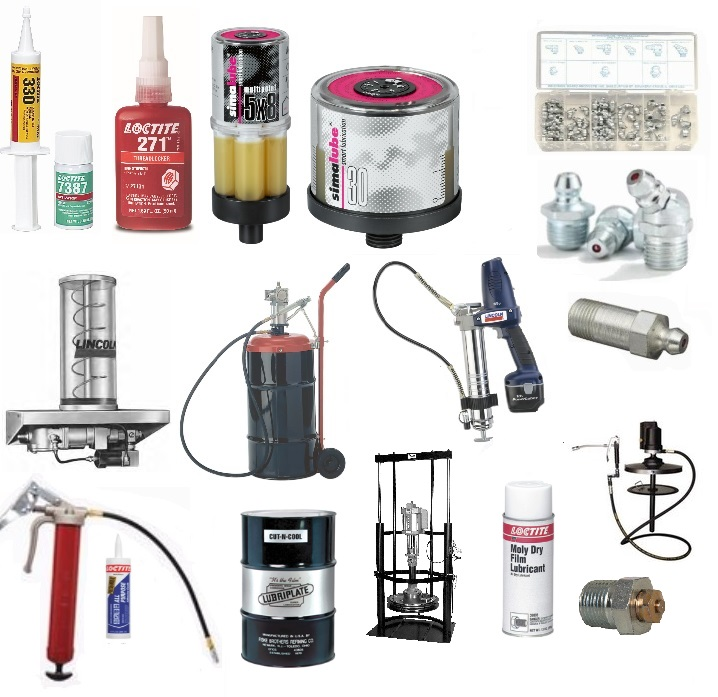 Adhesives, Sealants & Lubrication