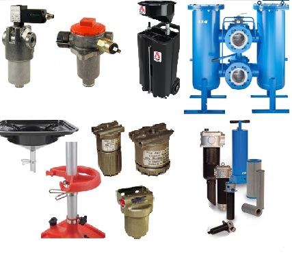 Lubrication Filtration Systems & Access.