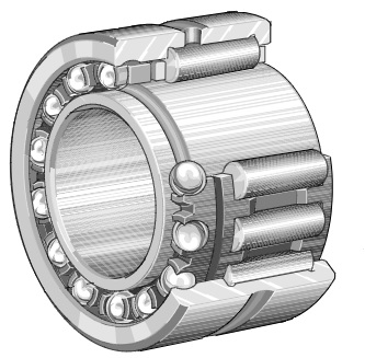 Combination Roller Bearings